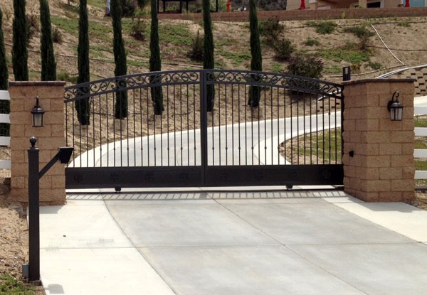 Riverside Automatic Gate Installation Contractor